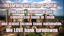 Hard Money Lenders Houston TX - Commercial - Residential - Real Estate Investors