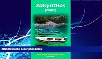 Books to Read  Zakynthos: Complete Guide with Walks  Best Seller Books Most Wanted