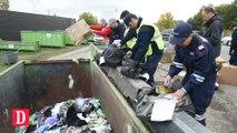Douanes : opération de destruction des contrefaçons