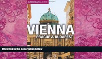 Books to Read  Vienna, Prague, Budapest. by Mary-Ann Gallagher, Sadakat Kadri, Matthew Gardner