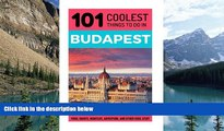 Books to Read  Budapest: Budapest Travel Guide: 101 Coolest Things to Do in Budapest (Budapest