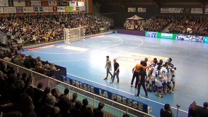 Résumé du match Cherbourg / Dijon