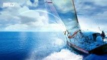Alex Thomson, le skipper casse-cou mène la course du Vendée Globe