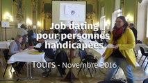 VIDEO. Tours : job dating pour personnes handicapées