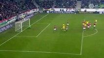 Sam Larsson Tricky Free-Kick Goal HD - Hungary 0 - 1 Sweden 15.11.2016 HD