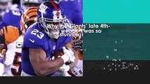 Why the Giants' late 4th-quarter weapon was so stunning