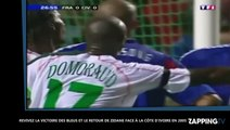 France-Côte d'Ivoire : Revivez la victoire des Bleus et le retour de Zinédine Zidane en 2005 (Vidéo)
