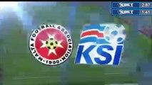 Sverrir Ingi Ingason GOAL HD - Malta 0 - 2 Iceland 15.11.2016 HD