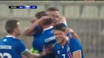 0-2 Sverrir Ingi Ingason GOAL HD - Malta vs Iceland 15.11.2016