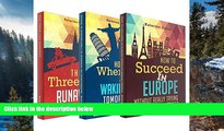 Big Sales  Travel: The Budget Travel Bundle: Home Is Wherever I Am Waking Up Tomorrow Series