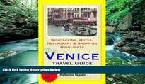 Deals in Books  Venice, Italy Travel Guide - Sightseeing, Hotel, Restaurant   Shopping Highlights