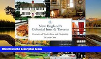 Big Sales  New England s Colonial Inns   Taverns: Centuries of Yankee Fare and Hospitality