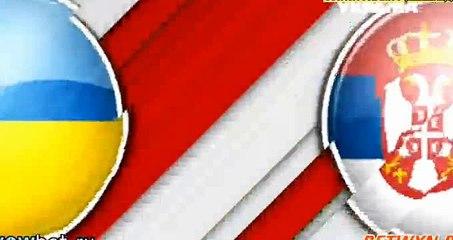 Гол Андрей Ярмоленко · Украина - Сербия - 2:0