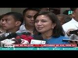 VP Robredo sumalang na sa budget deliberations sa Senado