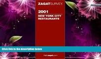 Buy NOW  Zagatsurvey 2001 New York City Restaurants (Zagatsurvey : New York City Restaurants,