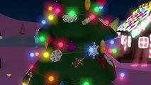 Dessins animés de Noël pour les enfants - Le train Tchou Tchou fête la nouvelle année