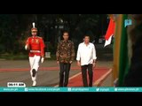 """Pres Duterte to Indonesian Pres. Widodo: """"Follow your own law."""""""