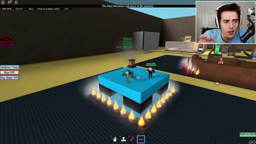 Roblox Adventures / Build To Protect Your Kid / DanTDM