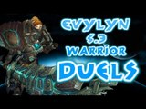 Evylyn - MOP 5.3 Arms Warrior PVP duels - Arms Warrior vs Mage hunter paladin feral warlock monk etc