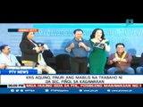 Kris Aquino, pinuri ang mabilis na trabaho ni DA Sec. Piñol sa kagawaran