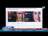 Hillary Clinton, nagpaabot din ng pagbati kay President-elect Donald Trump