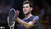 Dominic Thiem beats Gael Monfils at ATP World Tour Finals
