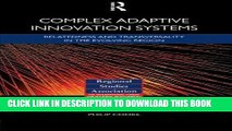 Ebook Complex Adaptive Innovation Systems: Relatedness and Transversality in the Evolving Region