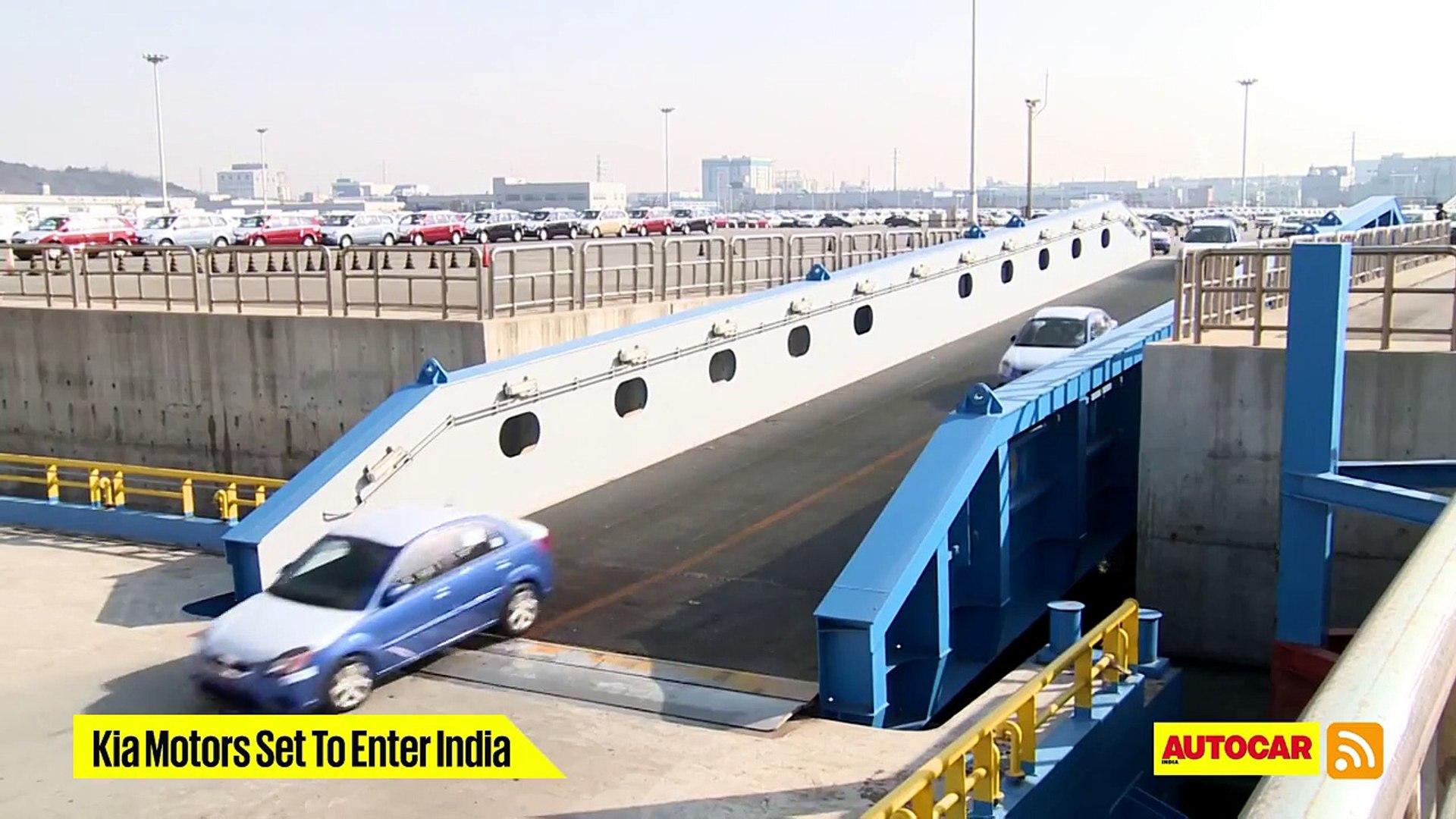 Kia Motors To Enter India _ News _ Autocar India Podcast-SN1dxvX9TDY