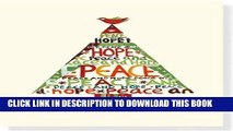 Ebook Peace Hope Tree Small Boxed Holiday Cards (Christmas Cards, Holiday Cards, Greeting Cards)