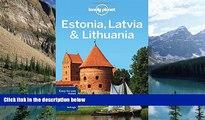 Best Buy Deals  Lonely Planet Estonia, Latvia   Lithuania (Travel Guide)  Best Seller Books Best