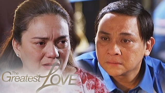 The Greatest Love: Gloria reveals to Peter her disease | Episode 52
