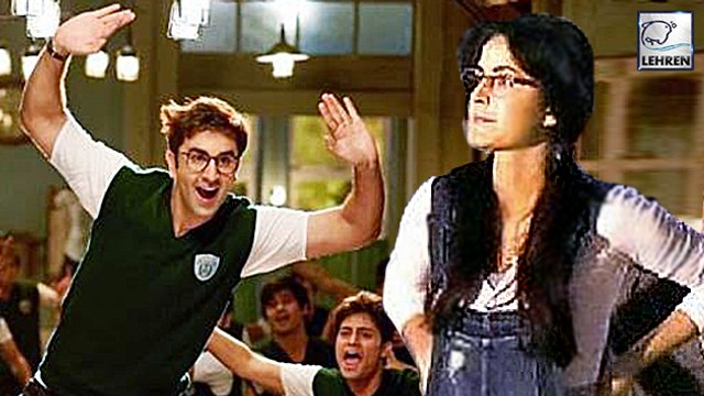 Ranbir Kapoor And Katrina Kaif On The Sets Of Jagga Jasoos After Break Up
