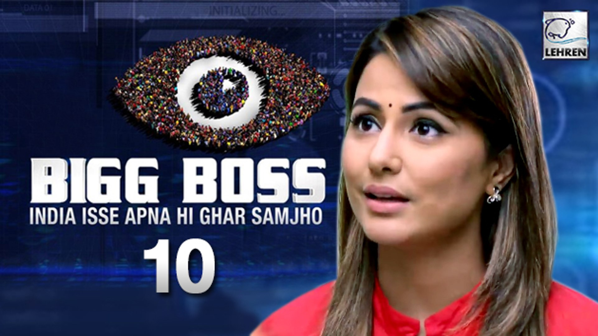 Hina Khan's ANSWER On Entering Bigg Boss 10 | Akshara