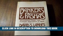Ebook Bankers and Pashas: International Finance and Economic Imperialism in Egypt Free Read