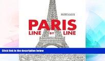 Ebook deals  Paris, Line by Line  Most Wanted
