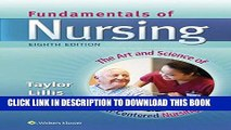 Read Now Lippincott CoursePoint for Taylor s Fundamentals of Nursing with Print Textbook Package