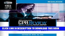 Ebook Bisk CPA Review: Regulation, 43rd Edition, 2014 (Comprehensive CPA Exam Review Regulation)