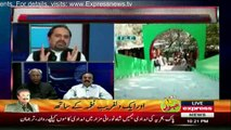 Mian Ateeq with Mansoore Ali Khan On Express News 12th November 2016