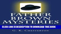 [PDF] Father Brown Mysteries The Innocence of Father Brown [Large Print Edition]: The Complete