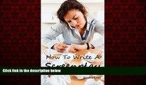 SCREENWRITING TIPS - Script Basics - video dailymotion