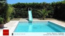 A vendre - Maison/villa - Laroque des alberes (66740) - 5 pièces - 180m²