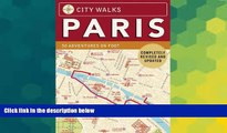 Ebook Best Deals  City Walks: Paris, Revised Edition: 50 Adventures on Foot  Most Wanted