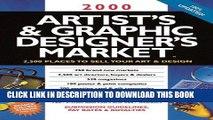 PDF 2000 Artist s   Graphic Designer s Market (Artist s   Graphic Designer s Market, 2000) Full