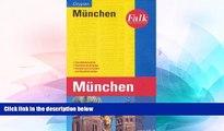 Ebook deals  Munich (München, Germany) 1:20,000 Pocket Plan FALK  Buy Now