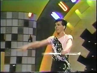 Mark Nash - Noche des Gigantes, Chile TV, Music Yanni