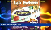 Buy NOW  Learn German the Fun Way! [With CD and DVD] (Lyric Language Live) (German Edition)  READ