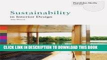 [PDF] Sustainability in Interior Design (Portfolio Skills. Interior Design) Popular Online