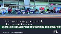 [PDF] Transport Justice: Designing fair transportation systems Full Collection