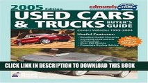 Read Now Used Cars   Trucks Buyer s Guide 2005 Annual (Edmund s Used Cars   Trucks Buyer s Guide)