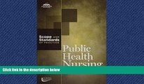PDF Download Public Health Nursing: Scope and Standards of Practice (American Nurses Association)